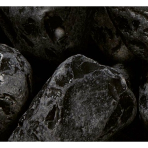 Fekete nero ebano kő