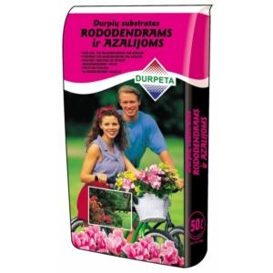 Durpeta azálea+rhododendron föld