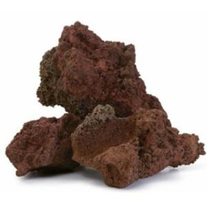 Lava rossa kő