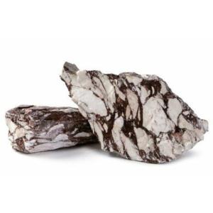 Bianco/rosso matrix kő