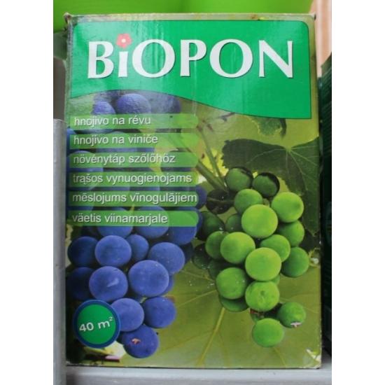 Biopon granulált műtrágya
