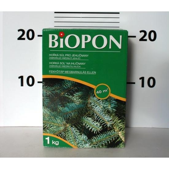Biopon tűlevelűekhez